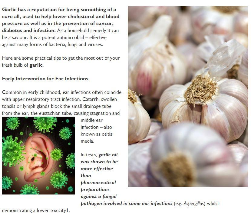 Does Your Garlic Do This? Practical Uses for All the Family